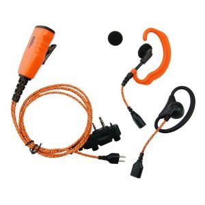 Icom ProEquip PRO-U610LA Orange 3-i-1