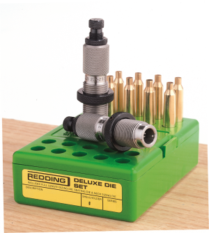 Redding 2-Die Set 6mm Creedmoor